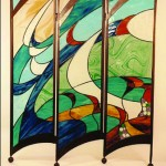 Stained-glass Screen